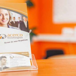 acerco Personalmanagement GmbH in Ahaus, Gronau and Schüttdorf